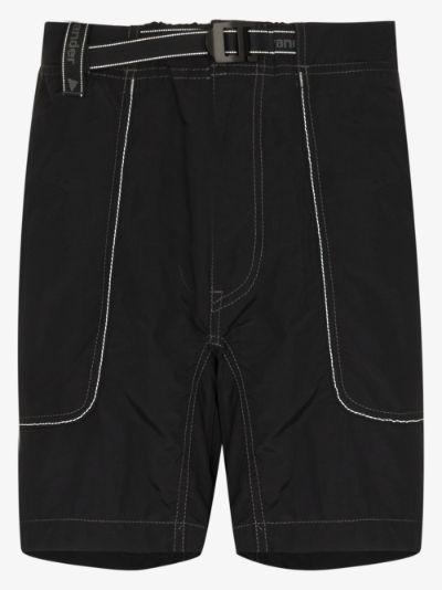 black Climbing Shorts
