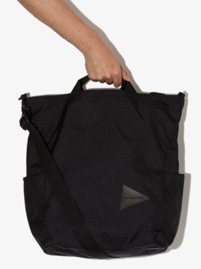 Black Heather 2Way tote bag