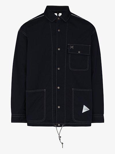 Blue Dry Rip shirt