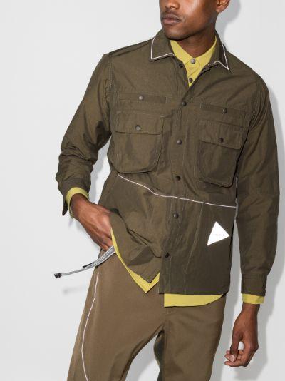 green field jacket