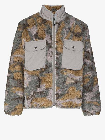 grey Boa Recycled Fleece Jacket