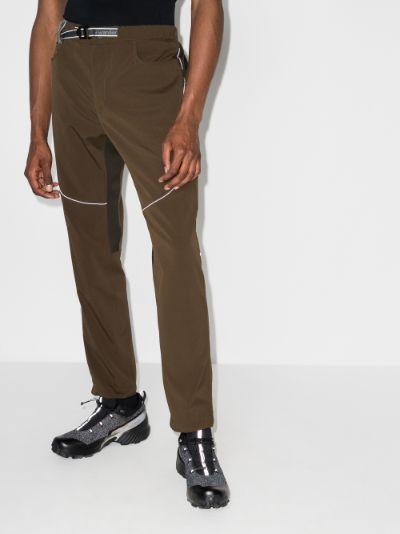 khaki Tech Pants