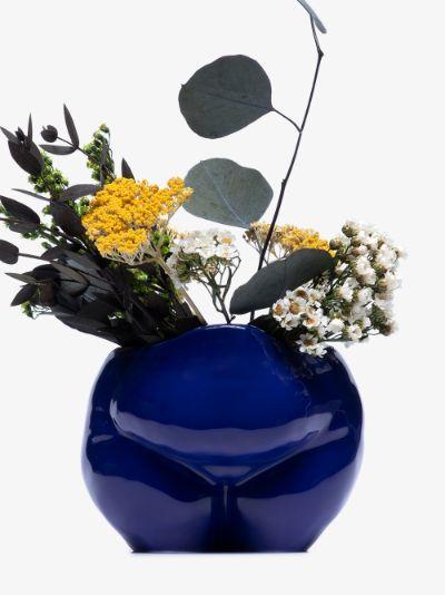 blue Popotelée ceramic Pot