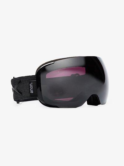 black M2 ski goggles