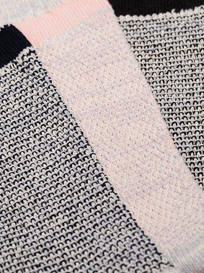 multicoloured mélange socks set
