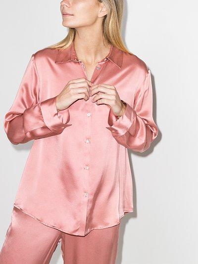 London Silk Pyjama top