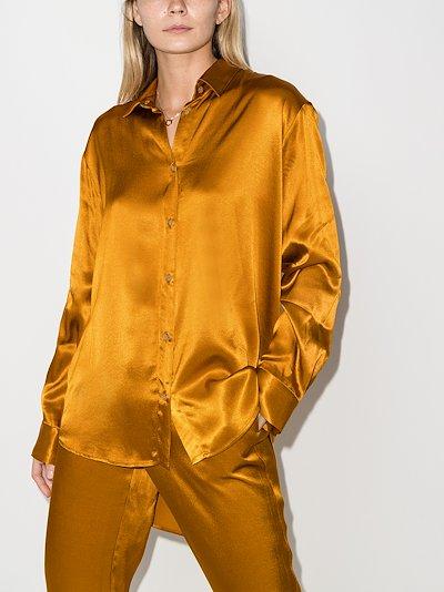 Milan oversized pyjama shirt