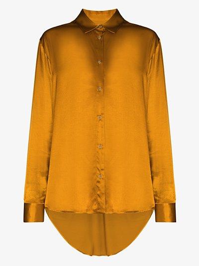 Milan oversized shirt