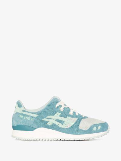 blue Gel-Lyte III suede sneakers