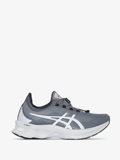 blue Novablast low top sneakers
