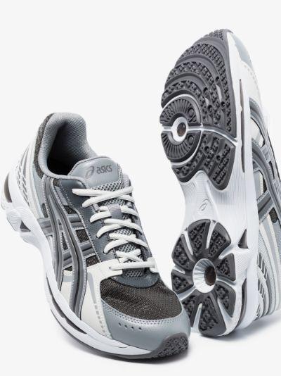 Grey GEL-Kyrios Leather Sneakers