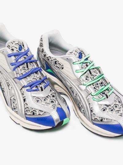 X Awake NY grey Gel-Preleus low top sneakers