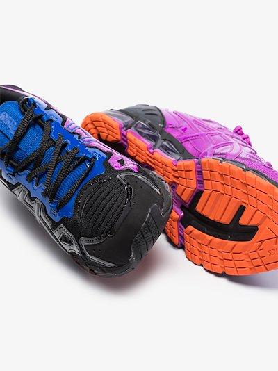 X GmbH black Gel-Quantum 360 6 sneakers