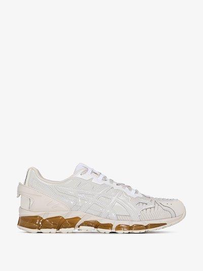 X GmbH white Gel-Quantum 360 6 sneakers