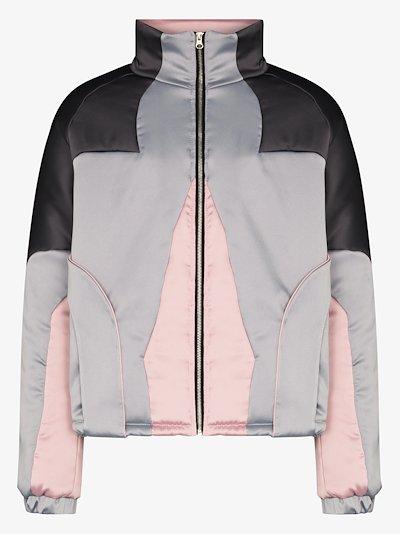 O'Keeffe colour block jacket