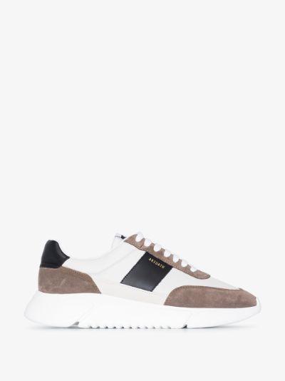 beige Genesis Vintage Runner sneakers