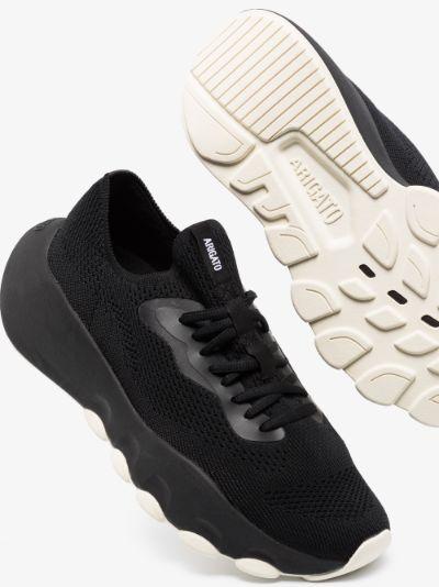 black Apex sneakers