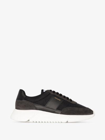 black Genesis Vintage Runner sneakers