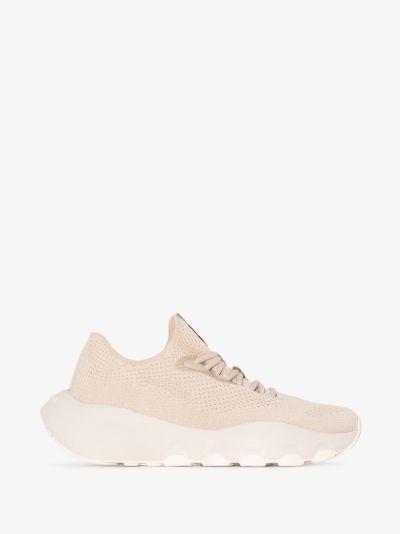 neutral Apex low top sneakers