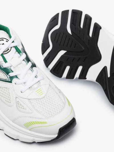 white Marathon Runner sneakers