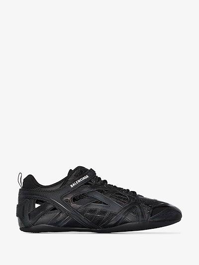 black Drive sneakers