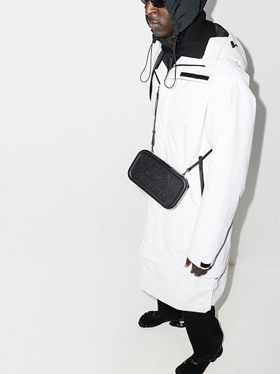 black Lunch Box cross body bag