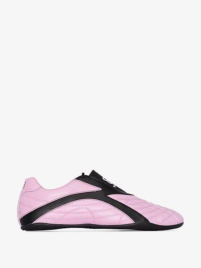 Pink Zen sneakers