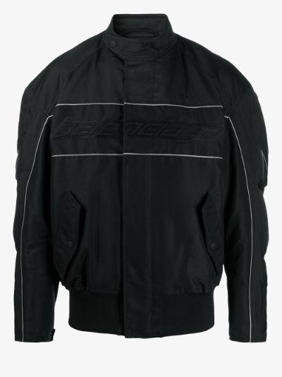 racing bomber jacket