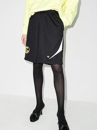 soccer logo shorts