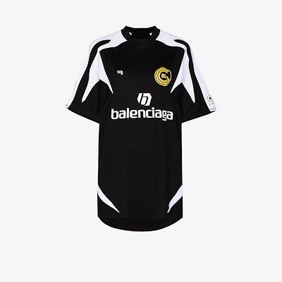 Soccer logo T-shirt
