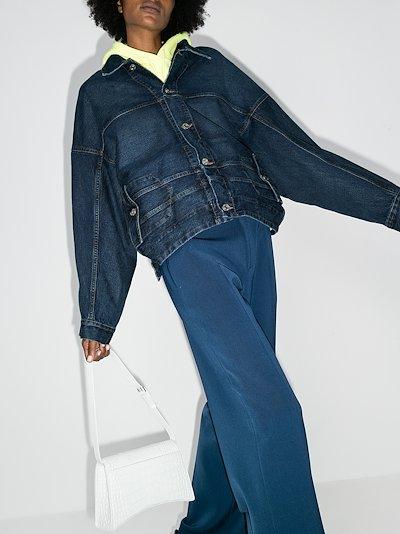 Upside Down denim jacket