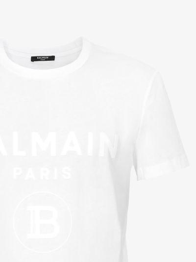 paris logo cotton T-shirt