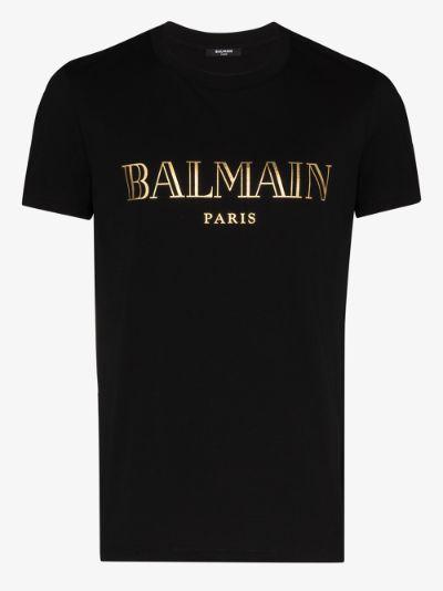 paris logo T-shirt