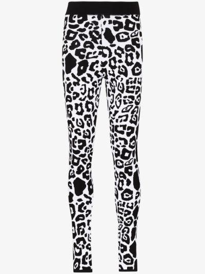 X Browns 50 leopard print leggings
