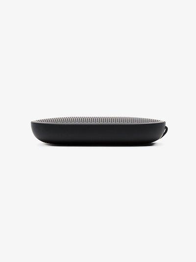 Black Beoplay P2 portable speaker
