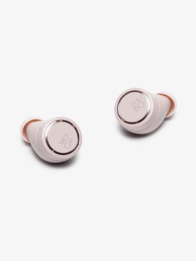 pink Beoplay E8 3rd Gen earphones
