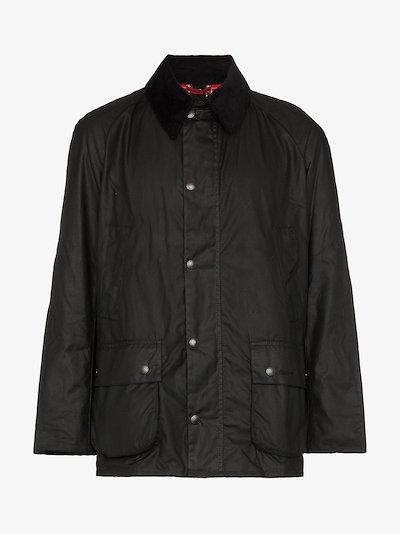 Ashby waxed jacket