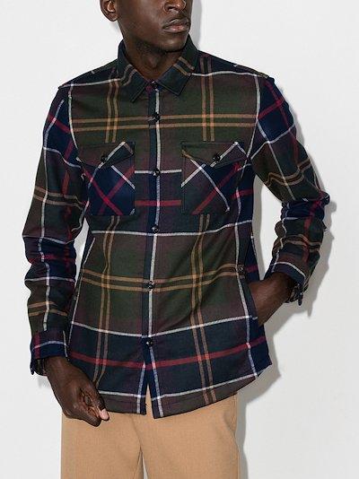 Cannich tartan shirt