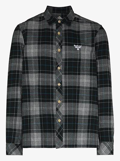 Fletcher tartan shirt