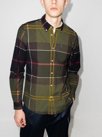 Sutherland tartan shirt