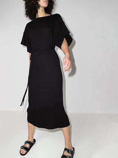 Clair organic cotton shirt dress