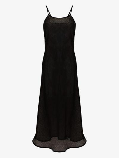 Dydine sheer linen nightdress