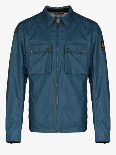 Dunstall zip-up jacket