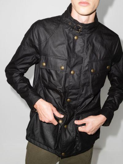 Fieldmaster buttoned jacket