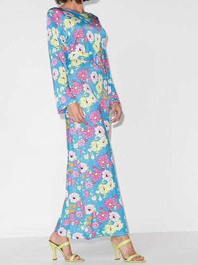 Daisy Love floral maxi dress