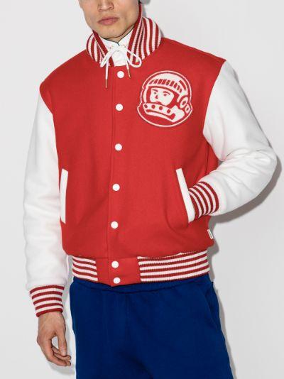 Astro varsity bomber jacket