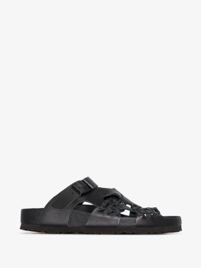 X CSM black Tallahassee sandals
