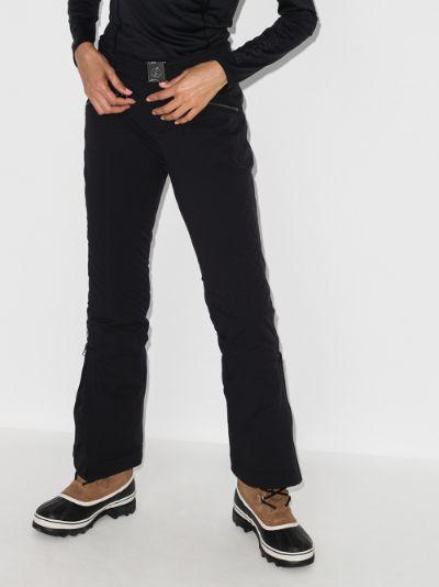 Fraenzi straight leg ski trousers
