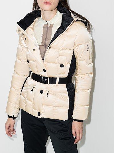 Gisa Belted Ski Jacket