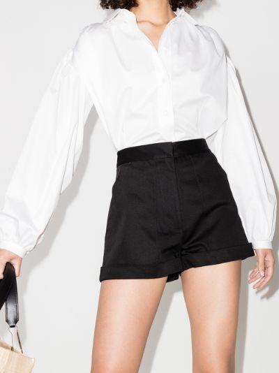 Big Pocket High Waist Shorts